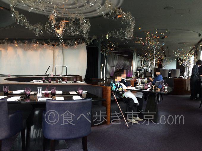 ホテル ザ・ペニンシュラ東京内のレストラン【Peter ピーター(】