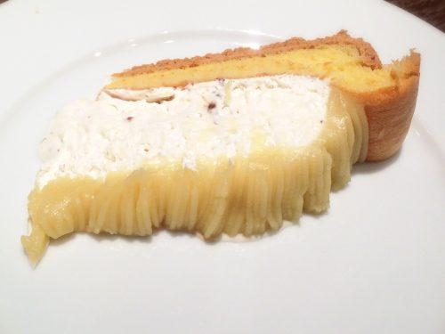 ハーブスランチケーキで私が選んだマロンタルト