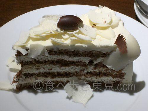 ハーブス ブラック&ホワイトチョコレートケーキ