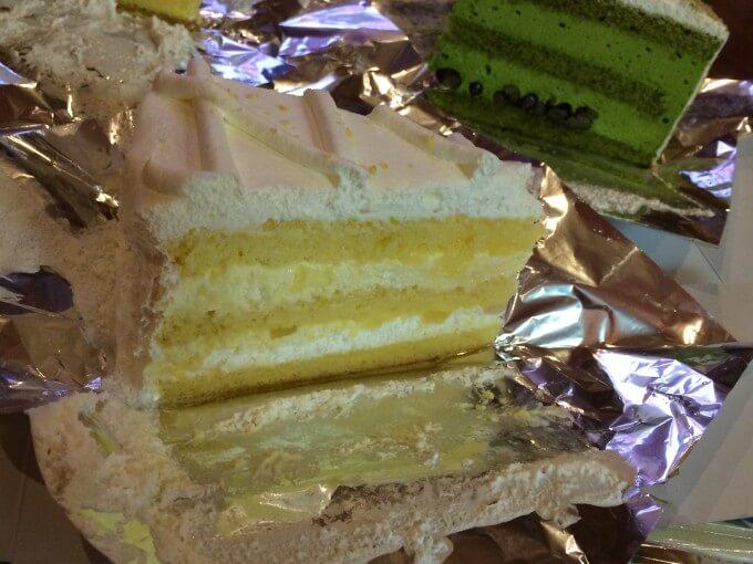ハーブス シトロンケーキ