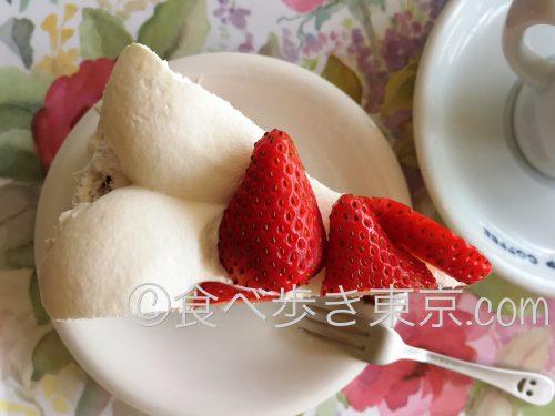 ハーブス ストロベリーチョコレートケーキ