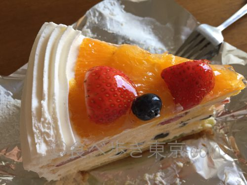 ハーブス フレッシュフルーツケーキ