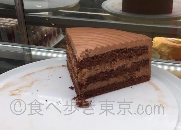 ハーブス チョコレートケーキ