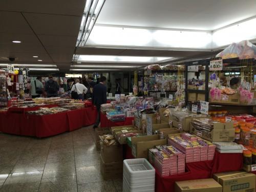 駄菓子屋 店内 (2)
