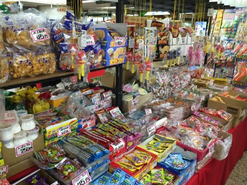 駄菓子屋 店内 (3)