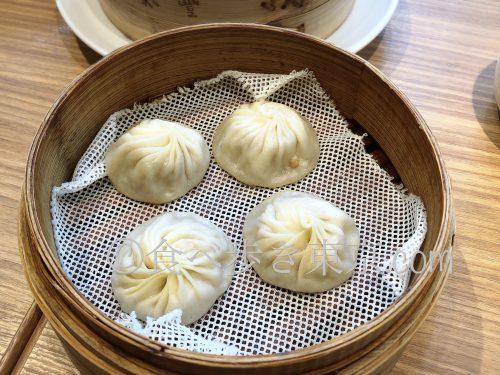 鼎泰豊(ディンタイフォン)の小籠包