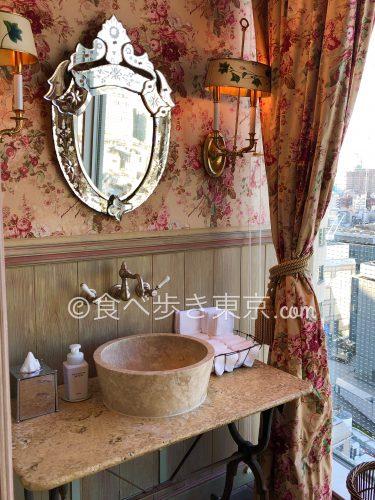 ビストロ BENOIT ブノワの綺麗なお化粧室