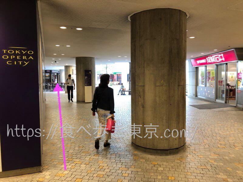 松阪牛「よし田」へのアクセス3