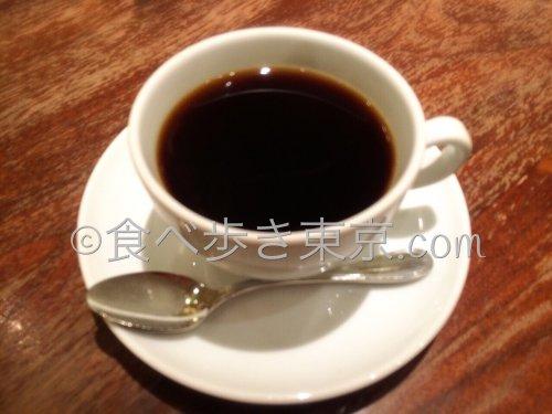 ハーブスランチのコーヒー