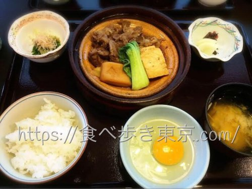 新宿タカシマヤ今半のすきやき弁当