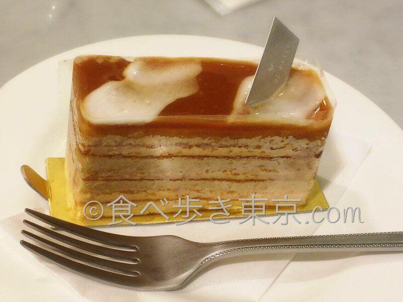 パティシェリアでグルメ母娘が食べたケーキ