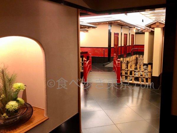 ホテル雅叙園東京の「再現化粧室(トイレ)」